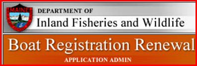 Fish & Game Registration